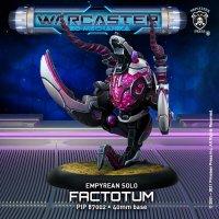 Warcaster: Factotum – Empyrean Solo (metal)