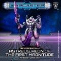 Warcaster: Astreus, Aeon of the First Magnitude  Empyrean Hero Solo (metal)