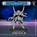 Warcaster: Daemon B  Empyrean Light Warjack (metal)