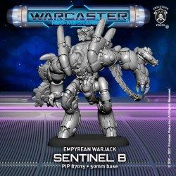画像1: Warcaster: Sentinel B – Empyrean Heavy Warjack (metal)