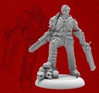 ミニクレート MINI CRATE 35 アッシス・マグナス・ウォーロード・オブ・ダークネス(Magnus the Warlord)