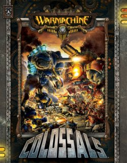 画像1: WARMACHINE: Colossals Softcover
