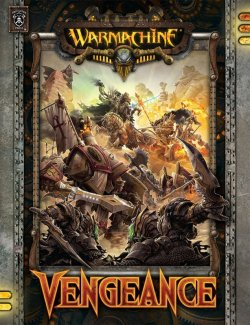 画像1: WARMACHINE: Vengeance Softcover RULEBOOK