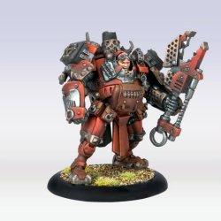 画像1: [Khador Solo] - Battle Mechanik Officer Battle Mechanik Unit Attachment(1) メタル製
