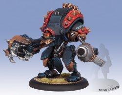 画像1: [Khador Heavy Warjack] - Black Ivan Heavy Warjack Upgrade Kit