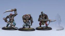 画像1: [Cryx Unit] - Black Ogrun Boarding Party Unit(3)