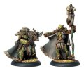 Circle of Orboros Reeves of Orboros Chieftain & Standard(2)