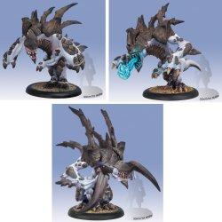画像1: [Legion of Everblight ] - Carnivean/Ravagore/Scythean Heavy Dragonspawn Kit (1) プラ製