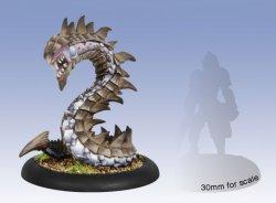 画像1: Legion of Everblight: Naga Nightlurker Light Warbeast BOX