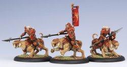画像1: [Skorne] - Praetorian Ferox Cavalry Unit Box(3)