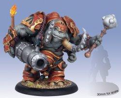 画像1: [Skorne] - Cannoneer/Gladiator/Sentry Titan Heavy Warbeast プラ製