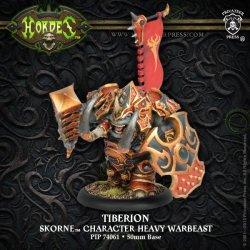 画像1: Skorne: Tiberion Character Titan Heavy Warbeast (upgrade)