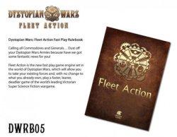 画像1: ディストピアン・ウォーズ:フリート・アクション・ルールブックレット