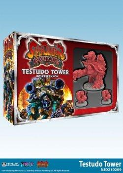 画像1: スーパーダンジョンエクスプローラ:テストゥード・タワー