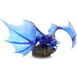 画像1: ダンジョンズ&ドラゴンズ :アイコンズ・オブ・レルム・プレミアム・フィギュア:サファイア・ドラゴン